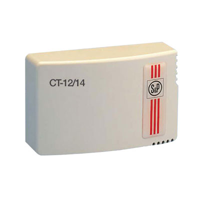 Unelvent - Transformateur de sécurité CT 12/14 R temporisé, 12V - UNELVENT 705684 150x150px