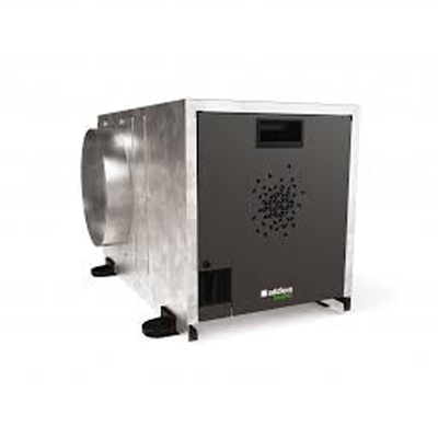 ALDES-EasyVEC MicroWatt C4 1000 arrangement 2 IP Ventilateur en caisson, 400°c 1/2h. Moteur basse consommation.Télécommande. - ALDES 11034824 150x150px