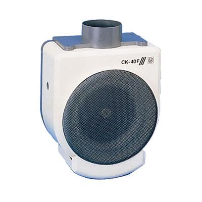 UNELVENT   Extracteur CK 40 F   pour avaloir de hotte  cuisine garanti 5 ans moteur a fonctionnement axe horizontal debit d air maxi 360 m3 h  - UNELVENT 500545 150x150px
