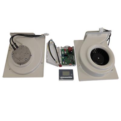 Unelvent ensemble 2 moteurs + carte électronique + télécommande pour IDEO 325 HR.  - UNELVENT 162000 150x150px