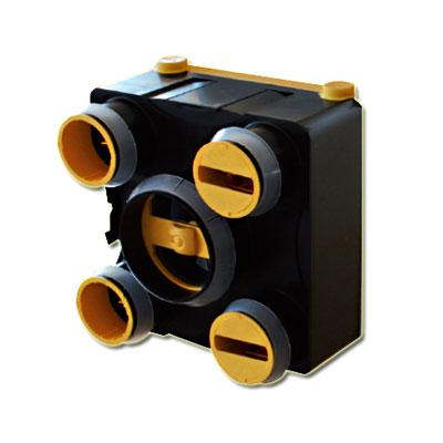 UNELVENT-Face extraction AKOR T3/7 Pièce détachée pour VMC double flux AKOR T3/7 .Vendue sans clip bouchon. 150x150px