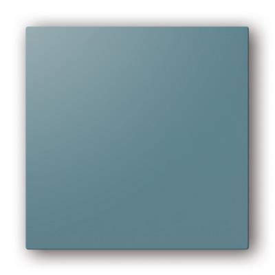 Plaque design ColorLINE couleur Bleu Turquoise, pour support de plaque ColorLINE Ø80 OU Ø125. - ALDES 11022166 150x150px