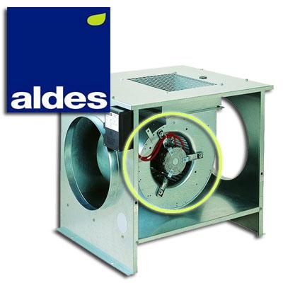 ALDES- sous-ensemble moto-ventilateur pour C.VEC 1500 et VEC 240   sauf Hygro . - ALDES 11056098 150x150px