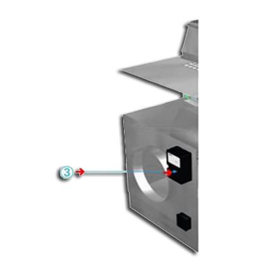 Boîtier + interrupteur marche arrêt IP 65 pour Caissons C4 monophasés C.VEC 750, C.VEC 1500 et C.VEC 2500 Modèles  depuis juin 1997  - ALDES 11056084 150x150px