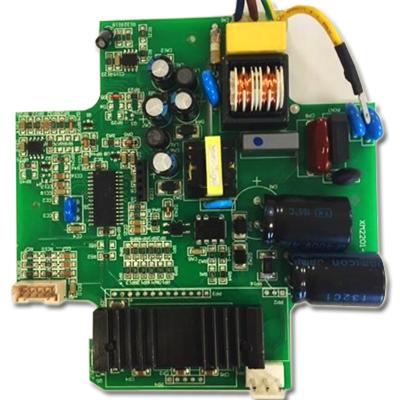 carte électronique avec condensateur pour ozeo 2 hygro ecowatt - UNELVENT 160582 150x150px