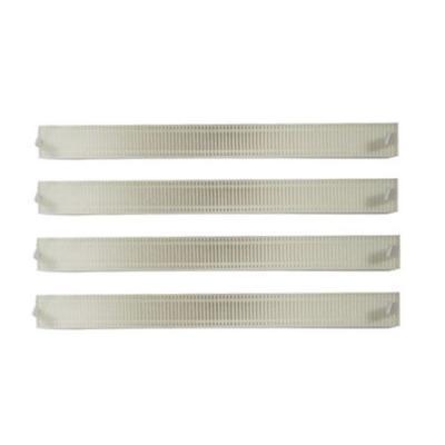 ALDES-LOT de 4 Filtres pollens pour entrée d'air filtrante. 150x150px