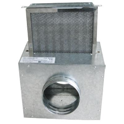 Filtre CFR 400 metallique de rechange pour caisson de filtration des systemes de recuperation de chaleur des cheminees CHEMINAIR 400 - UNELVENT 890004 150x150px