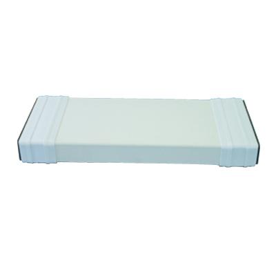 Unelvent - Piège à son TPA 200/10 extra plat. 55 x 110 mm, 1 m de long - UNELVENT 832111 150x150px