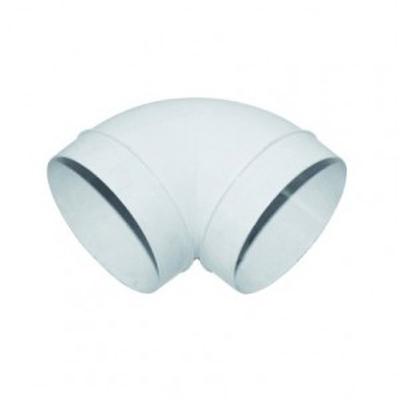 Unelvent - Conduits et accessoires PVC circulaires C 90 CDC 200 D 100 mm - UNELVENT COUP100;833652 150x150px
