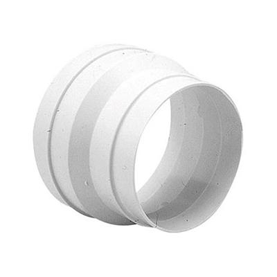 Unelvent - Conduits et accessoires PVC circulaires réduction multiple RMC 200  D 100 mm - UNELVENT 833655 150x150px