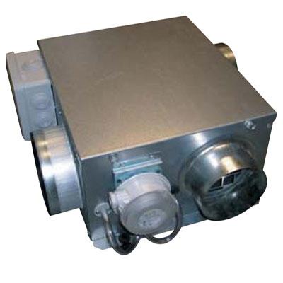 UNELVENT - Groupe VMC simple flux MICROGEM VS pour ventiler les vides sanitaires. Garantie 2 ans 150x150px