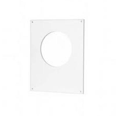 Vent-Axia - plaque de recouvrement blanche ref ADP pour conduits Ø140-160. 150x150px
